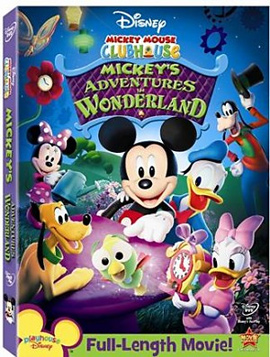 Mickey Mouse Clubhouse Mickey's Adventures in Wonderland
