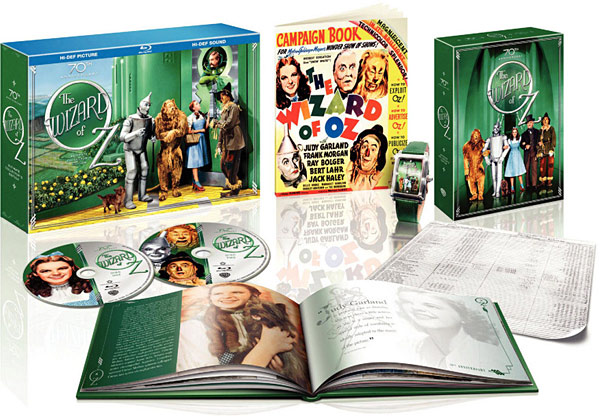 70th Anniversary Wizard of Oz Ultimate Collector's Edition