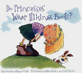 Do Princesses Wear Hiking Boots