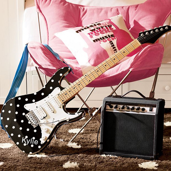 Girl's Electric Guitar