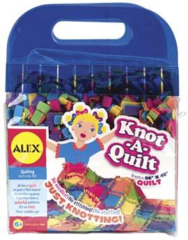 Alex Toys Knot a Quilt