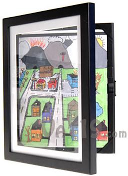 L'il DaVinci Store & Display Art Cabinet