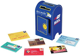 Melissa & Doug Mailbox and Mail Set