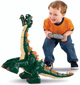 Spike the Ultra Dinosaur