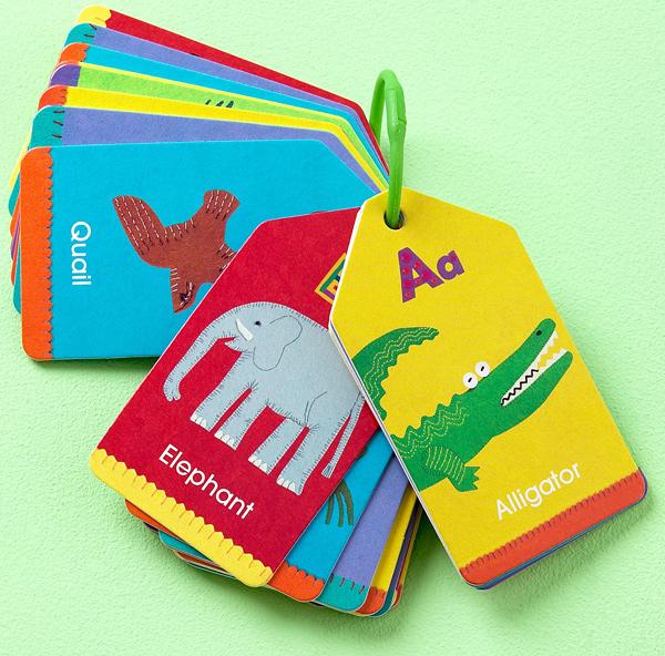 Animal Flashy Flash Cards