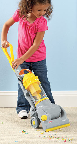 Children's Dyson Upright Vacuum