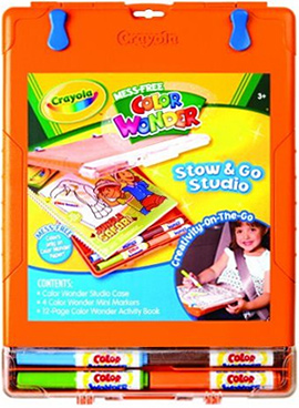 Crayola Color Wonder Tote