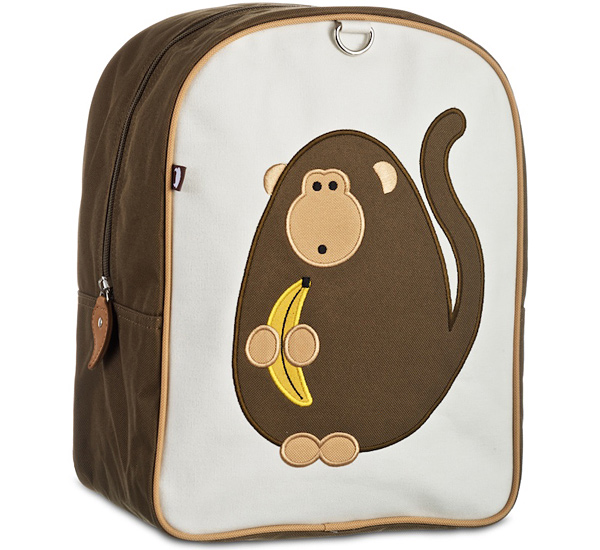 Dante Beatrix Little Kid Monkey Backpack