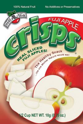 Brothers All Natural Fuji Apple Crisps