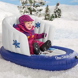 Cozy Cruiser Baby Sled