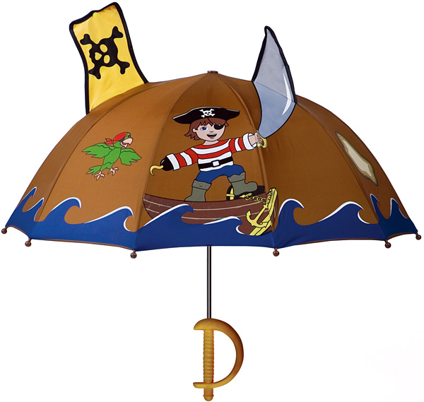 Kidorable Pirate Umbrella