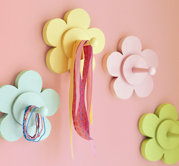 Land of Nod Flower Hang Ups