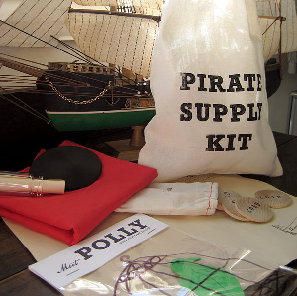 Miss Natalie Pirate Supply Kit