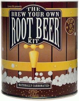 Copernicus Brew Your Own Root Beer Kit