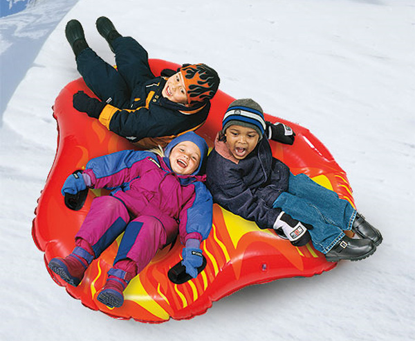 Fire Ball Sled
