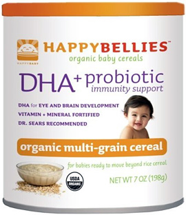 Happybellies Multigrain Cereal