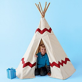 Land of Nod Meet Me In The Teepee