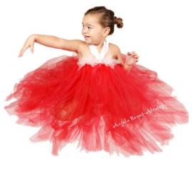 Little Miss Princess Tutu Designs Tutu Halter Dress