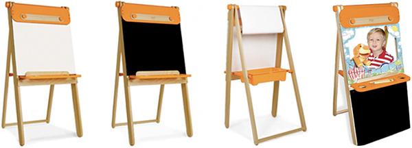 P'kolino Multi-Use Children's Art Easel