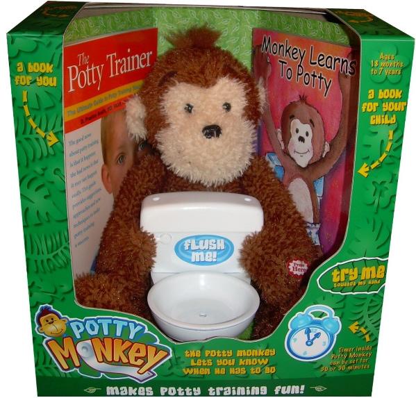 PottyMD Potty Monkey