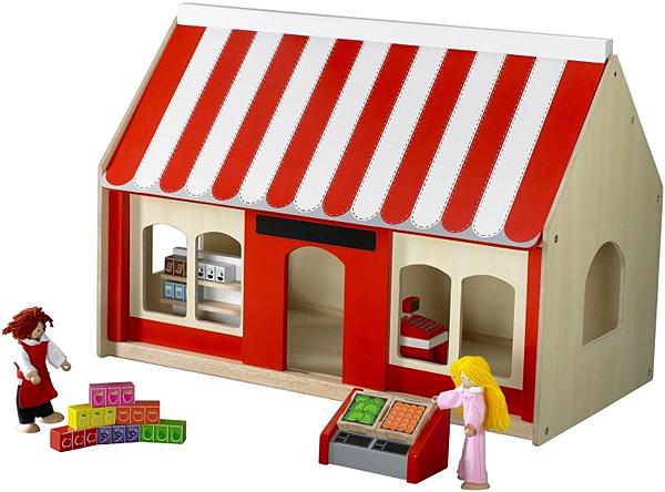 Wonderworld Eco-Friendly Grocery Shop