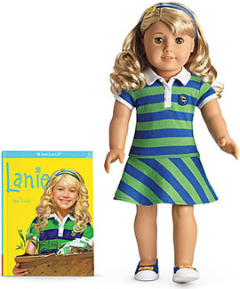 American Girl Lanie Doll