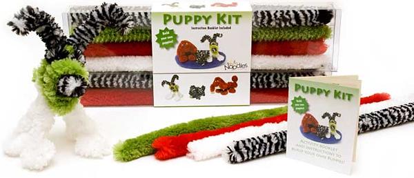 Brain Noodles Puppy Kit