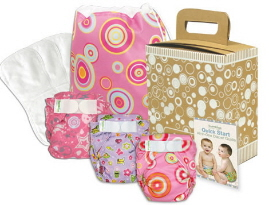 Bumkins All In One Cloth Diapers