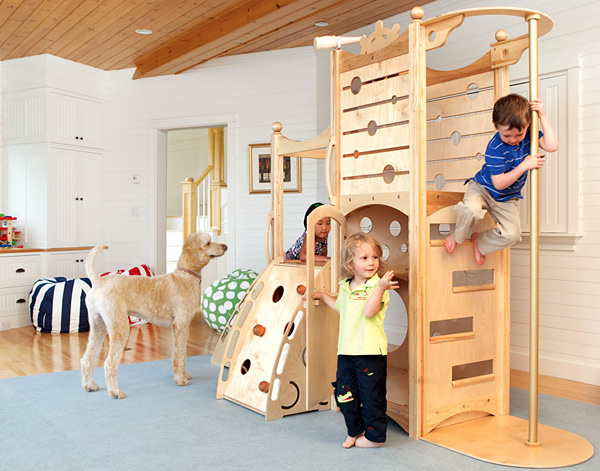 Cedarworks Indoor Playsets