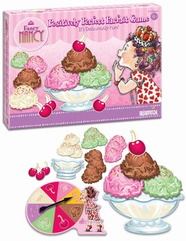 Fancy Nancy Perfectly Parfait Game