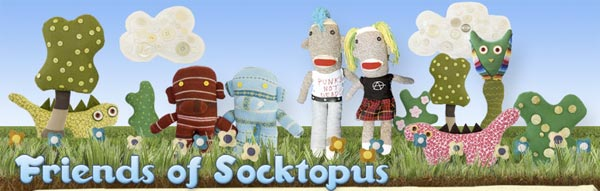 Friends of Socktopus
