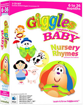 Giggles Funtime For Baby: Nursery Rhymes