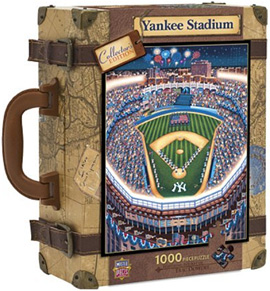 Masterpieces Yankee Stadium Collector Edition Puzzle