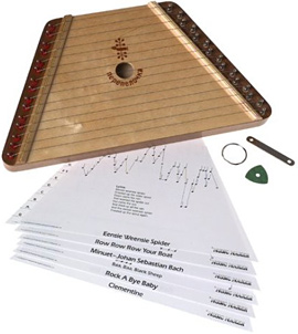 Music Maker Lap Harp