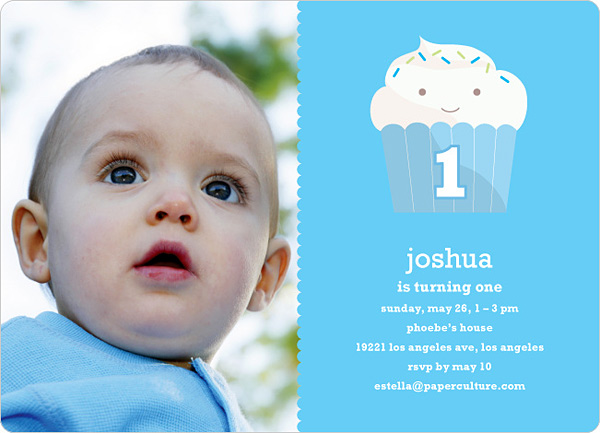 Paper Culture Birthday Party Invitations