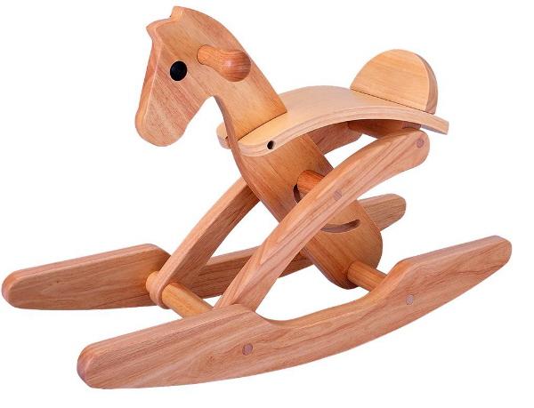 Plan Toys Tori Rocking Horse