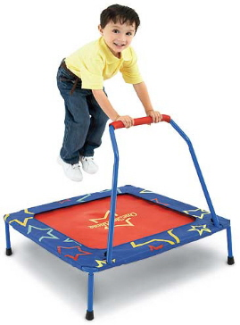 Safety Trampoline