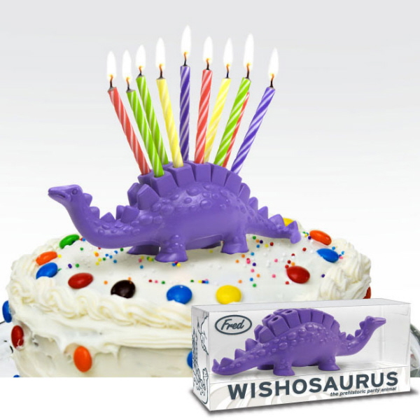 Wishosaurus Candle Holder