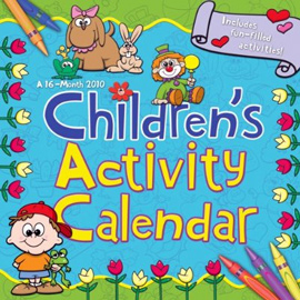 Children's Activity Calendar