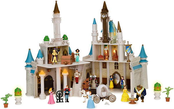 Disney Cinderella Castle Playset