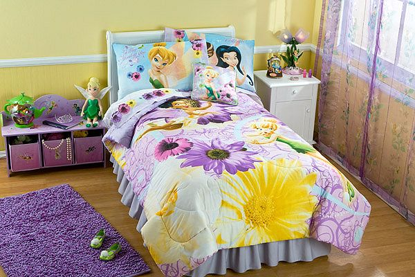 Disney Fairies Bedroom Collection