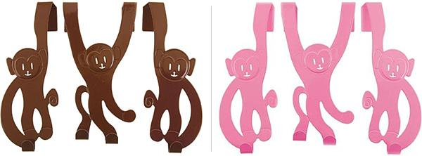 Doorhanger Monkeys