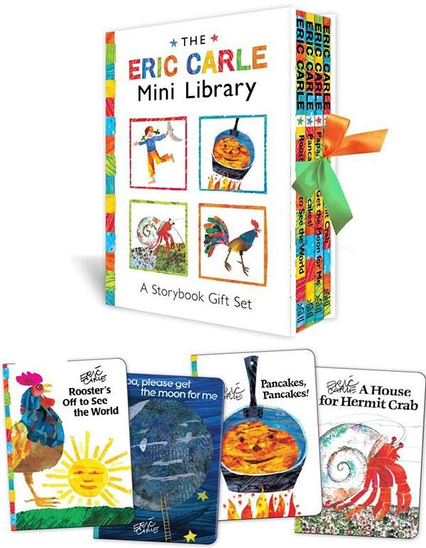 Eric Carle Mini Library