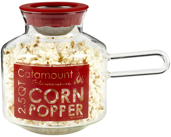 The Home Marketplace Microwave Popcorn Popper
