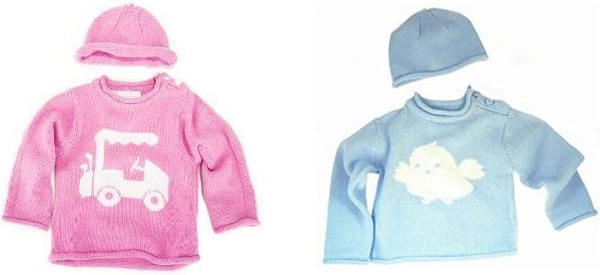 Trumpette Sweater and Hat Set/Hoodie