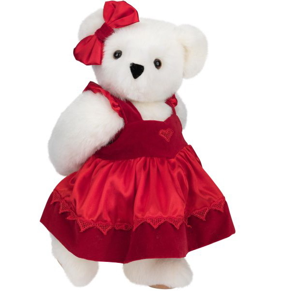 Vermont Teddy Bear Valentineu0027s Day Sweetheart Teddy Bear