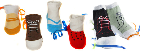 Baberoo Organic Hip Socks