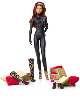 Christian Louboutin Barbie Collector Doll