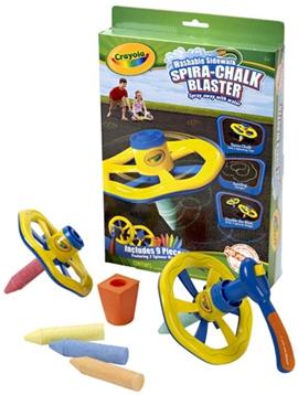 Crayola Spira Chalk Blaster