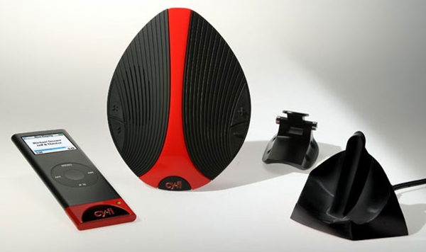 Cy-Fi Wireless Sports Speaker